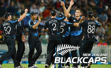 The Black Caps ODIs in Nelson 2015